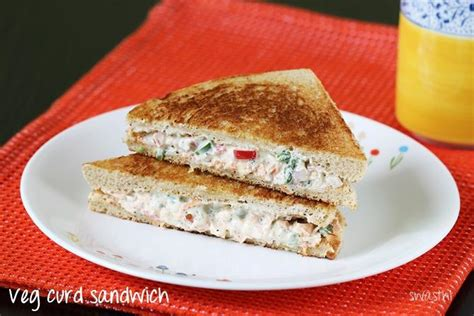 Egg And Bread Toaster Sandwich Recipes 35 Easy Sandwich Recipes For Breakfast