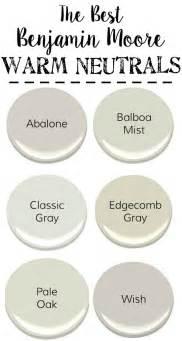 benjamin color the best neutral paint colors neutral paint colors