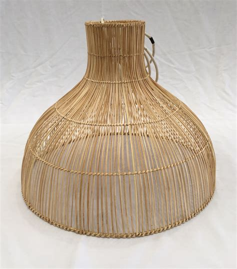 Rattan Pendant Lights Rattan Pendant Light