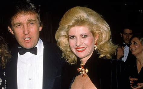 donald trump first wife the heart stopping glamour of donald ivana trump in the