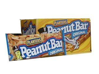 Planters Peanut Bar Original by Planters Original Peanut Bar 24 Count 11 53
