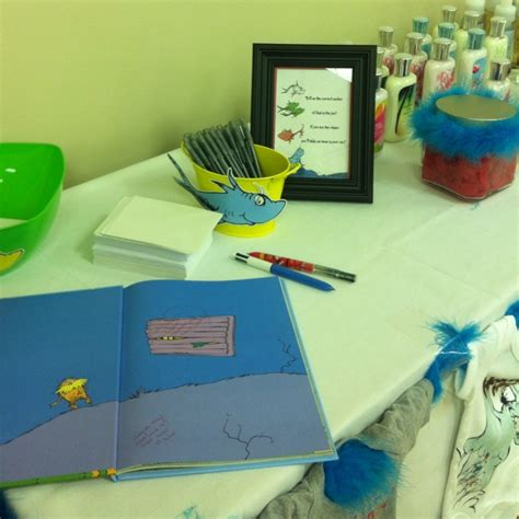 dr seuss baby shower decorations baby shower ideas