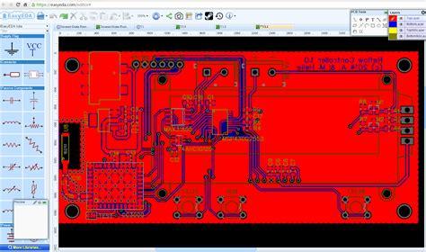 pcb layout design free rpiblog online circuit simulator and pcb design software