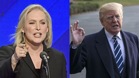 kirsten gillibrand trump twitter kirstin gillibrand donald trump why she s right in