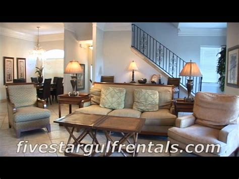 5 Bedroom Rental Destin Fl Casa De Destiny By The Sea Rental 5 Bedroom