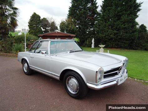 Mercedes Pagoda For Sale by Classic Mercedes 280sl Pagoda For Sale Classic Sports