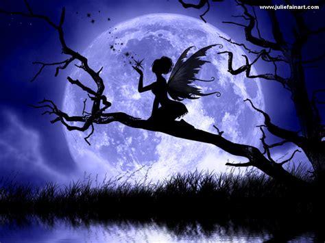 Moonlight Fairy Fairies Wallpaper 17284585 Fanpop Light Fairies