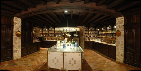 montbrun castle the kitchen