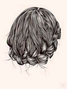 artist of hairstyle messy hairstyles tumblr