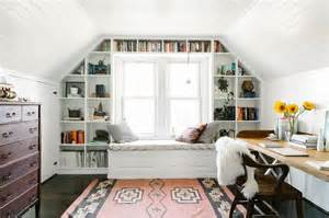 15 bright attic spaces for an office or studio cool attic spaces and ideas