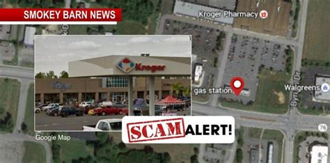 kroger white house tn clever kroger gas station scam nets cash in white house