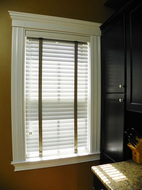 Wooden Tape Blinds White Wood Blinds With Fabric Tape From Blinds To Go Love