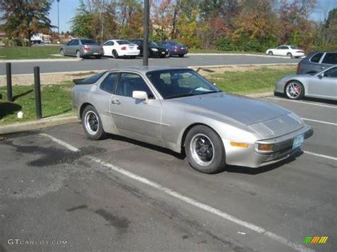 porsche 944 silver 1985 silver porsche 944 20081373 gtcarlot com car