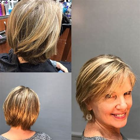 hair colours best for women in their sixties 20 best short hairdos for women over 60 will knock 20