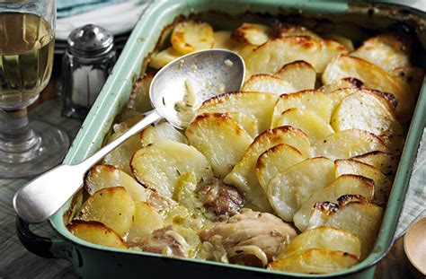 chicken  potato bake recipe goodtoknow
