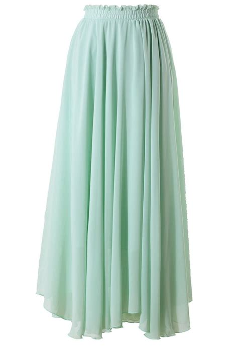 Maxi Flowy maxi skirt flowy dress