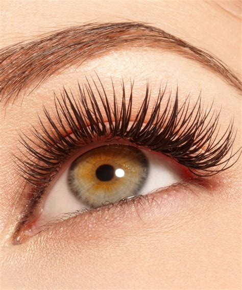 False Eyelash how to false eyelashes by eye shape instyle