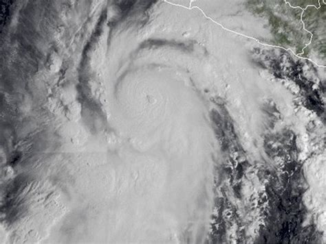 imagenes extrañas del huracan patricia patricia hurac 225 n m 225 s peligroso para jalisco en 50 a 241 os