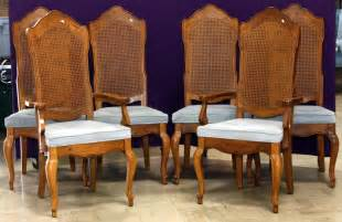 Cane Back Dining Room Chairs by Restful Cane Back Dining Chairs Providing A Thrilling