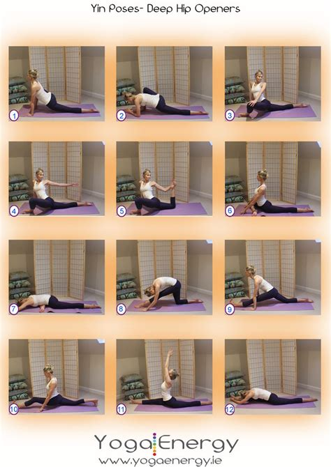Iyengar Detox Sequence by Yin Sequence Yin And