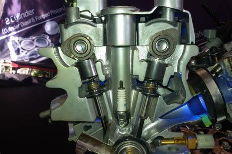 Mesin Yamaha R25 bedah mesin dan teknologi yzf r25 gilamotor