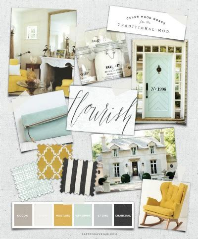 How To Create A Mood Board For Your Interior Design