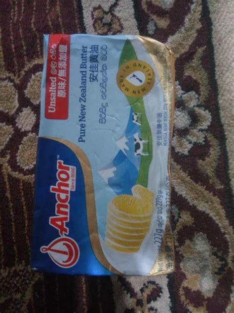 Butter Anchor Unsalted By Tokoyeye anchor unsalted butter pat reviews