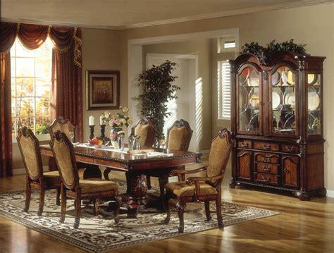 formal victorian dining room designs