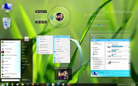 computer themes install 30 awesome windows 7 desktop themes