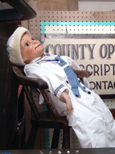 haunted doll sailor 123 bedste billeder om kate s show p 229
