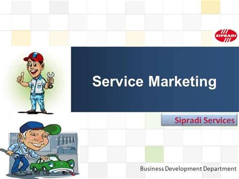 Service Marketing Ppt Free Powerpoint Presentation Services Marketing Order Custom