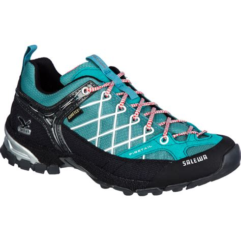 womens biking shoes salewa firetail gtx hiking shoe s backcountry