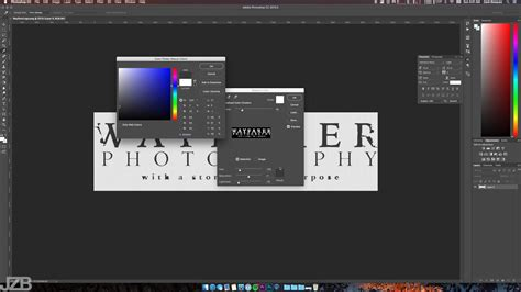how to change color of text in photoshop how to quickly change an image or logo color in photoshop