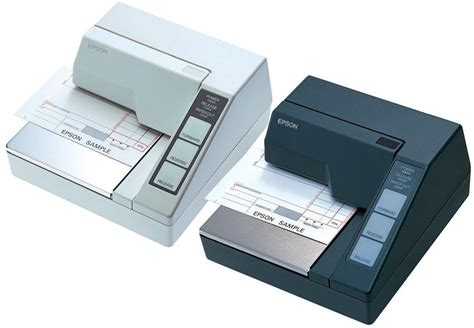 Sale Blueprint Tmu M80 Portable Thermal Receipt Printer Tmum80 epson tm u295 dot matrix impact slip printer