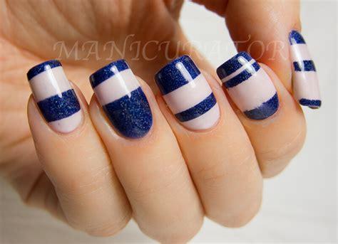 imagenes de uñas negras con azul u 241 as decoradas color azul segunda parte con 30 im 225 genes