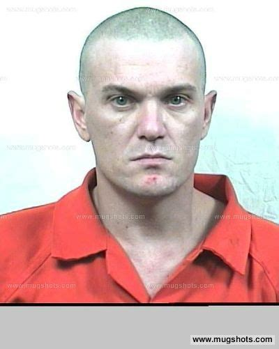 Muskogee County Arrest Records Randall Mcclure Mugshot Randall Mcclure Arrest Muskogee County Ok