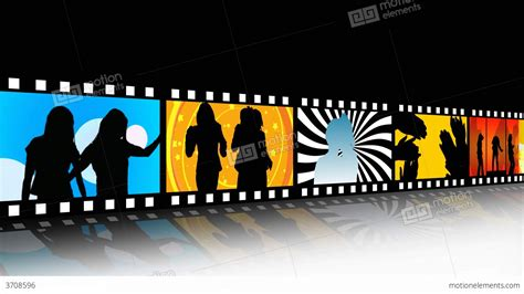 www film entertainment movie film strip stock animation 3708596