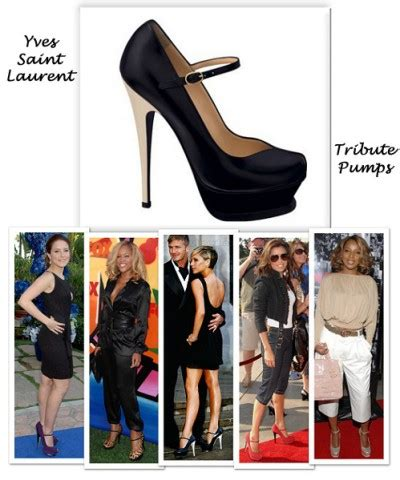Shoe Of The Year Ysl Tribute Pumps shoe of the year ysl tribute pumps