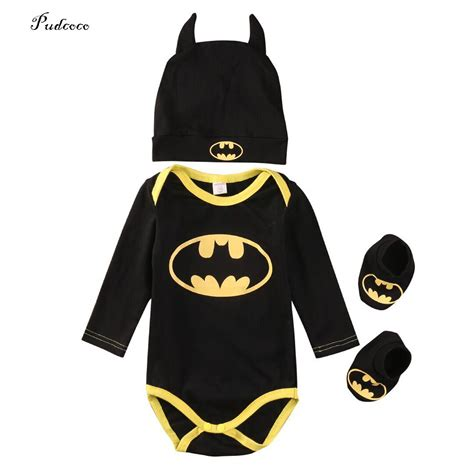 sandal sancu batman size 2124 2017 batman newborn baby boys infant bodysuit shoes