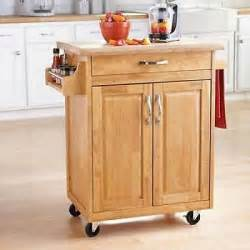 Kitchen Storage Island Cart by Kitchen Island Cart Mobile Portable Rolling Utility