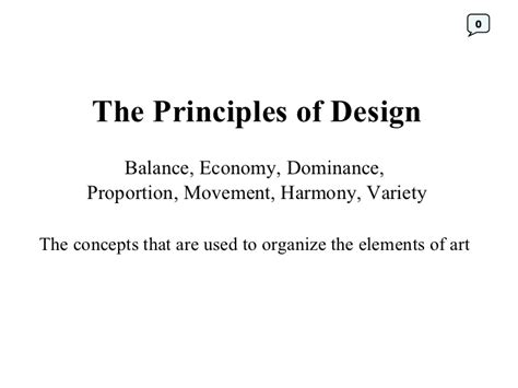 design definition of movement principles of design