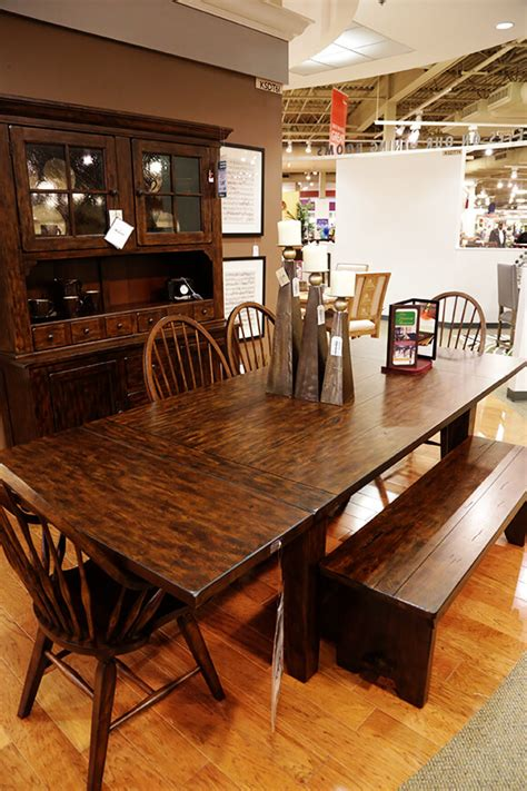 nebraska furniture mart dining table kitchen remodel furniture nebraska furniture mart broyhill