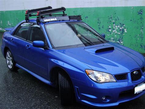 Subaru Impreza Roof Rack Installation by Subaru Impreza Roof Rack Guide Photo Gallery