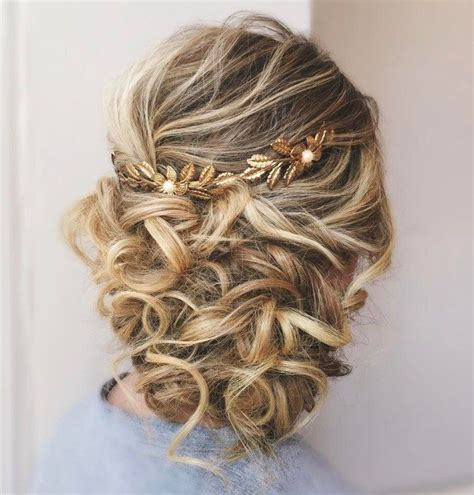 soft curly updos pictures best 25 loose curly updo ideas on pinterest loose
