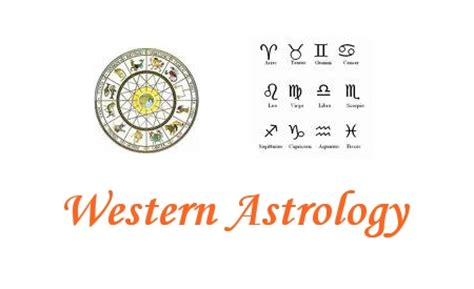 western astrology western horoscope signs charts best