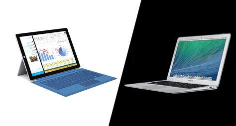 whats better a macbook pro or macbook air surface pro 3 vs macbook air 2014 which is better for