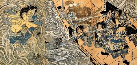file kuniyoshi utagawa the ghost of taira tomomori