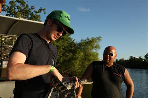 fan boat new orleans roadtrip nation 11 nola gator kqed s pressroom