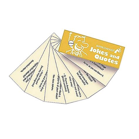 sales notecracker jokes and quotes pocket sized