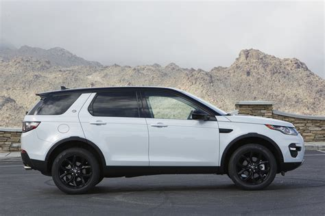 land rover discovery 2015 black land rover discovery sport hse luxury black design pack